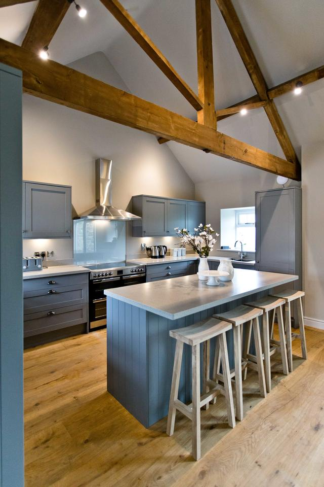 Manifold Barns Fully Equipped Kitchen