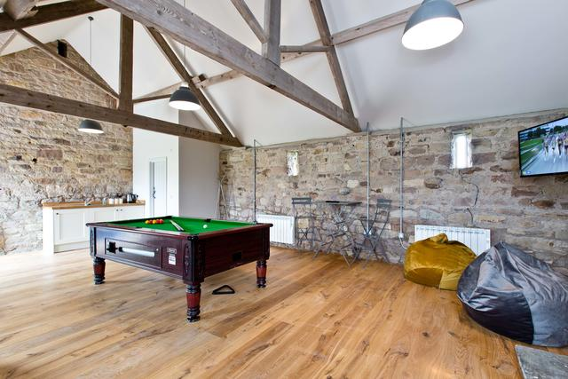 Manifold Barns Games Room
