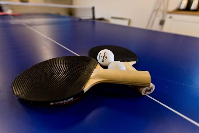 Manifold Farmhouse  Games Room - Table Tennis