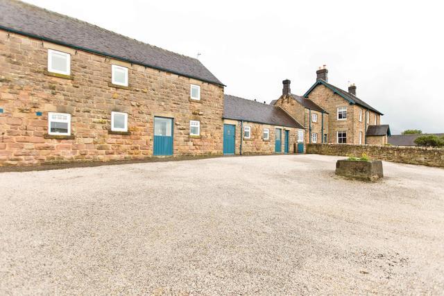 Manifold Farmhouse - External View