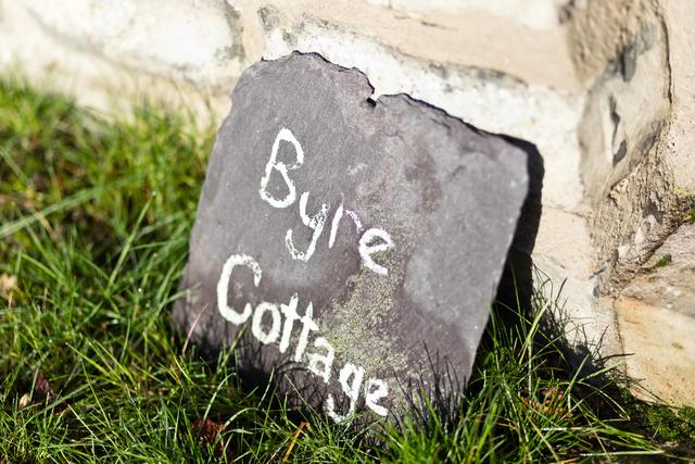 Welcome to The Byre Cottage