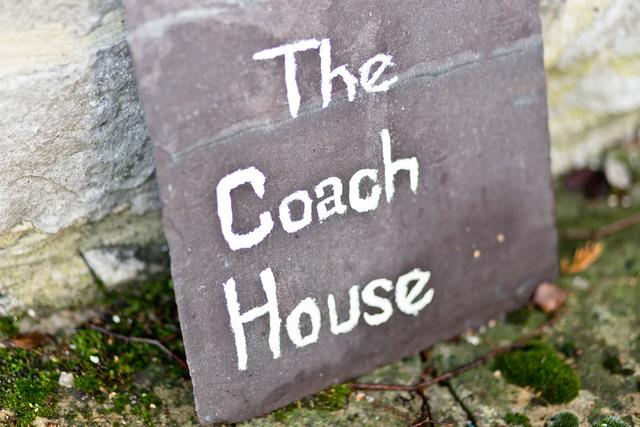 Welcome to The Coach House