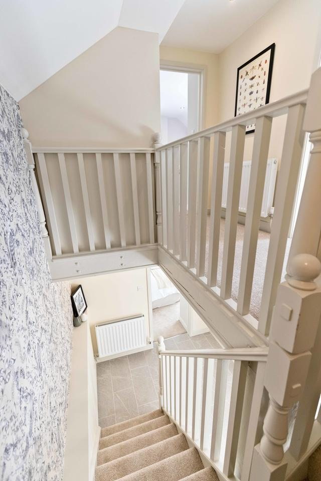 Stairway in the Annexe