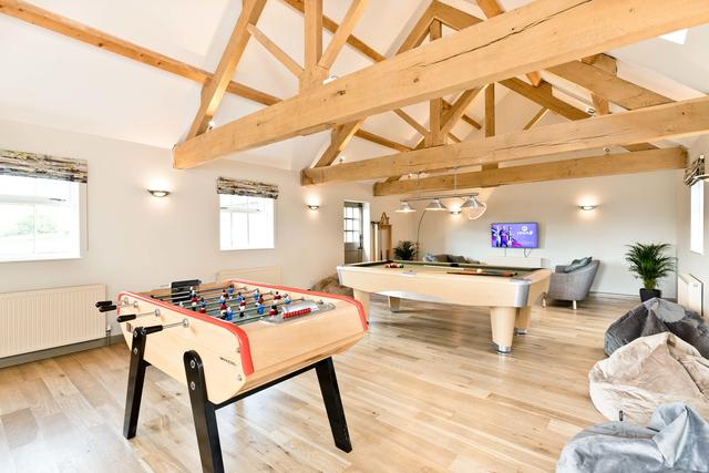 Fabulous Games Room