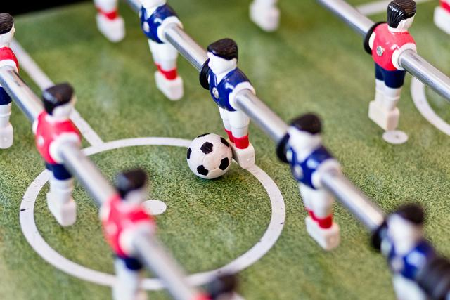 Games Room Table Football