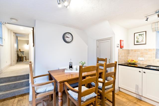 Calke Cottage Dining Kitchen