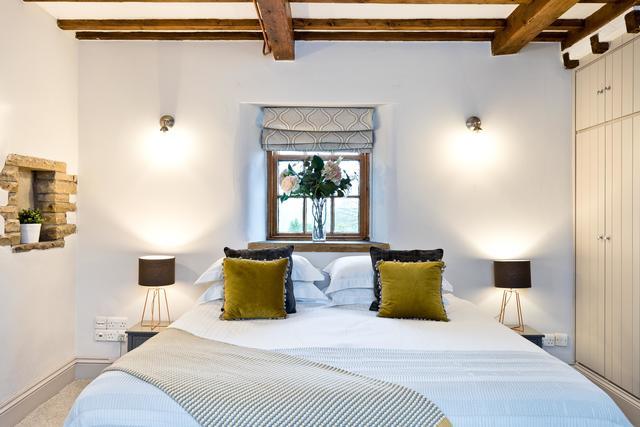 Etwell Cottage - Bedroom 2