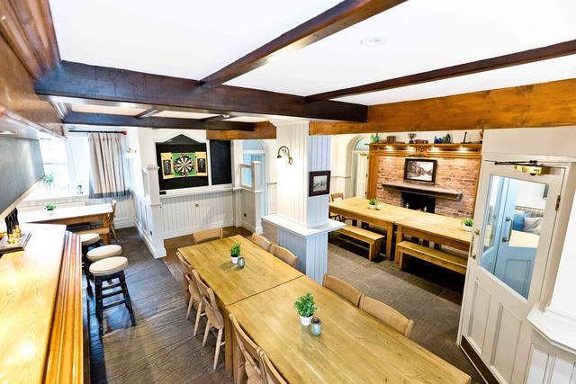 Crewe & Harpur - Self Catering Converted Pub In Longnor