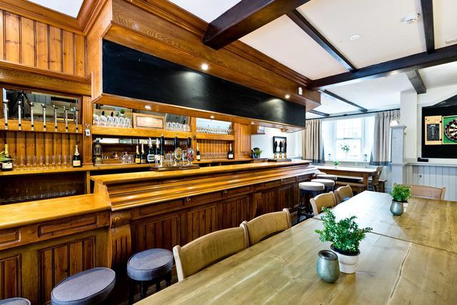 Original Bar Area