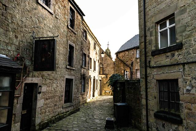 Picturesque Village of Longnor