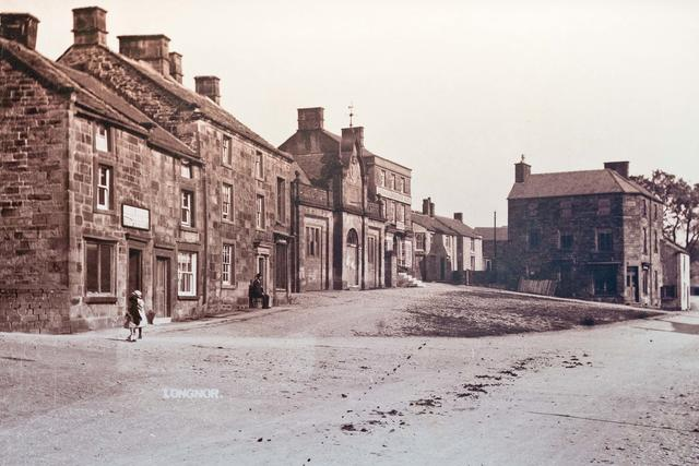 Memories of Longnor in the past