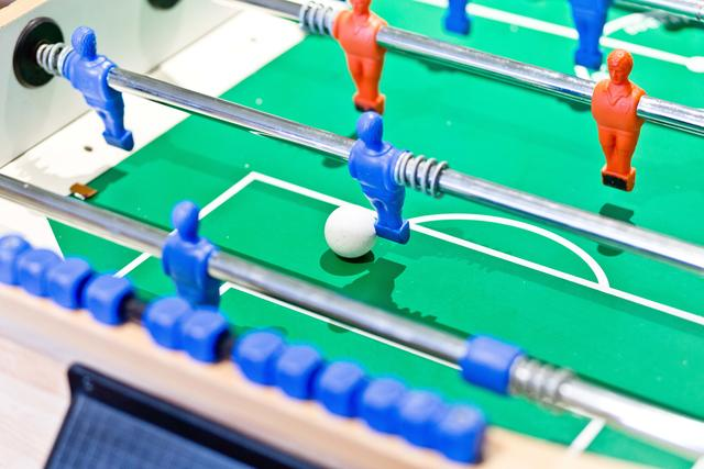 Table Football is available
