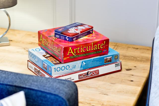 Board Games Available