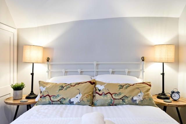 Bedroom 2 cosy linens
