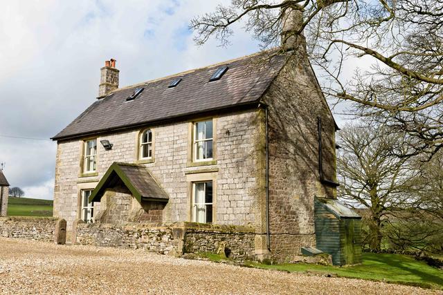 Exterior view of The Grange