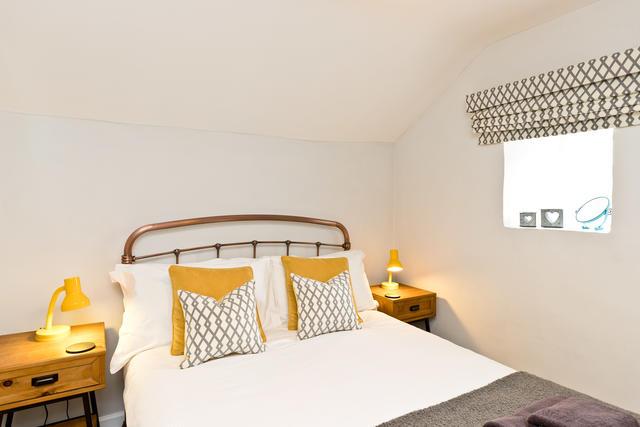 Double Bedroom on the 2nd Floor