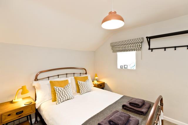 Standard Double Bedroom on the 2nd Floor