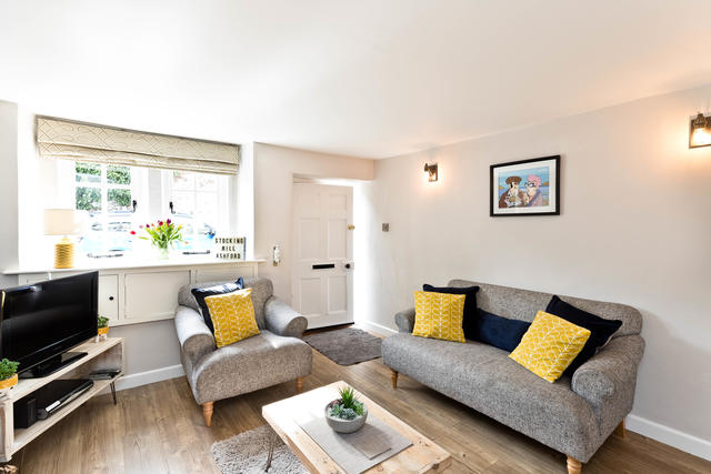 Cosy and welcoming Sitting Room