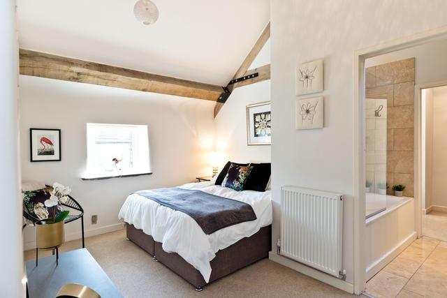 Bedroom 3 with en suite