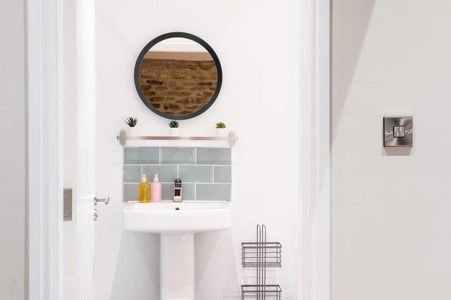 Ensuite Shower room details