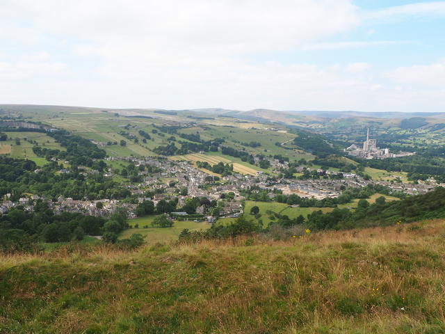 Bradwell and Hope Valley views